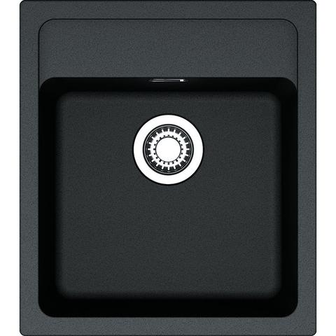 Кухонная мойка Franke Mythos MTG 610-40, графит