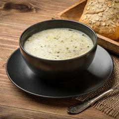 Суп с копченым плавленым сыром / 350 мл