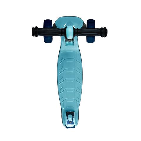 Трехколесный самокат Maxiscoo Junior Plus со светящимися колесами