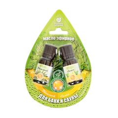 Набор эфирных масел «Эвкалипт и лимон»