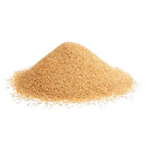 Песок кварцевый 25кг фракции  2,0-5,0 мм