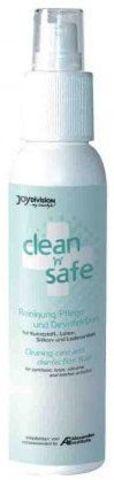 Очищающий спрей для игрушек Clean'n'safe - 100 мл.