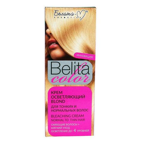 Крем осветляющий Blond для тонких и нормальных волос ( Belita Color )