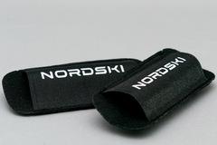 Связки для лыж Nordski Black/White - 2 штуки