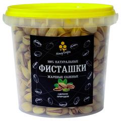 Фисташка соленая обжаренная в скорлупе HoneyForYou, 500 грамм (Иран)