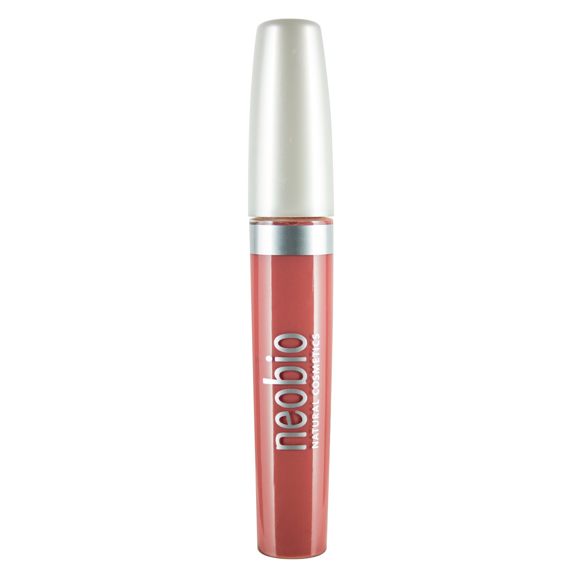 Neobio Care Блеск для губ 01 натурально- розовый