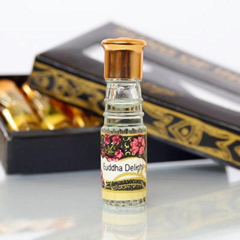 Масло парфюмерное Восторг Будды 2,5 мл
