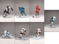 Хоккеисты НХЛ фигурки серия 20