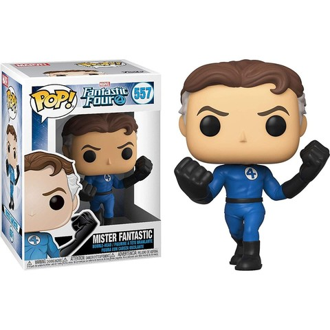 Mister Fantastic (Fantastic Four) Funko Pop! || Мистер Фантастик