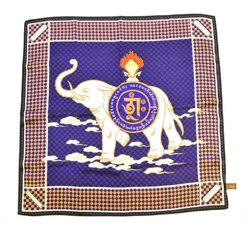 Платок увеличивающий богатства с слоном
