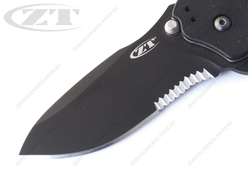 Нож Zero Tolerance 0350ZDPCKTST Onion - фотография
