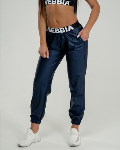 Женские брюки Nebbia Sports Drop Crotch pants 529 blue