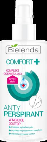 COMFORT Антиперспирант для ног (распылитель) 150мл
