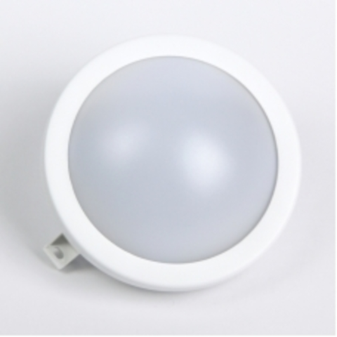 Led светильник жкх 10вт ip65 круг proconnect