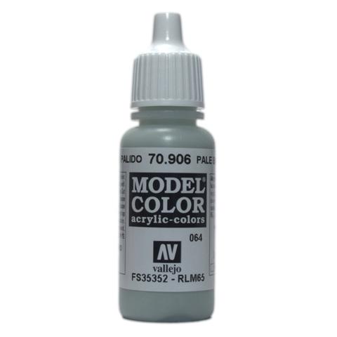 Model Color Pale Blue 17 ml.