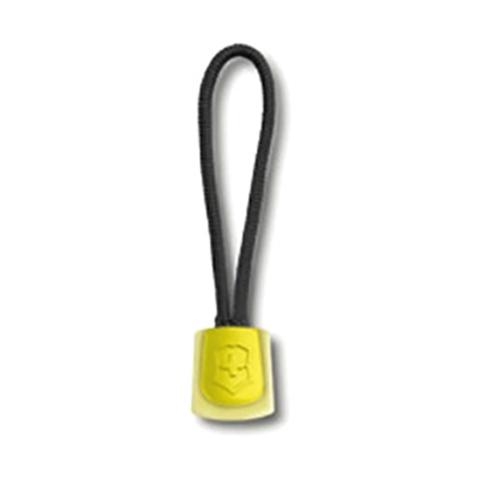 Темляк Victorinox, 65 мм, черный/золотистый