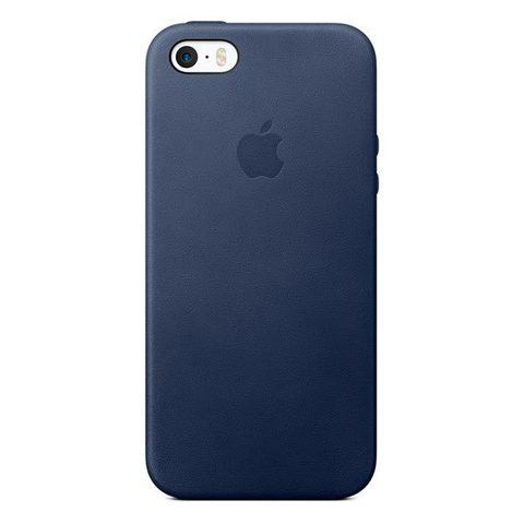 Чехол для iPhone 5 / 5s / SE - Кожаный (Leather Case)