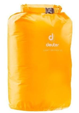 Картинка гермомешок Deuter Light Drypack 25  - 1