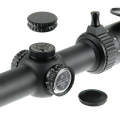 Прицел оптический Veber Wolf 3-9x42 IR
