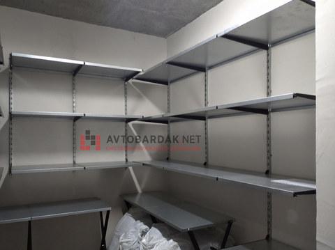 Проект№ 31: хозблок 8,5 кв м (2,35 х 3,63 м)