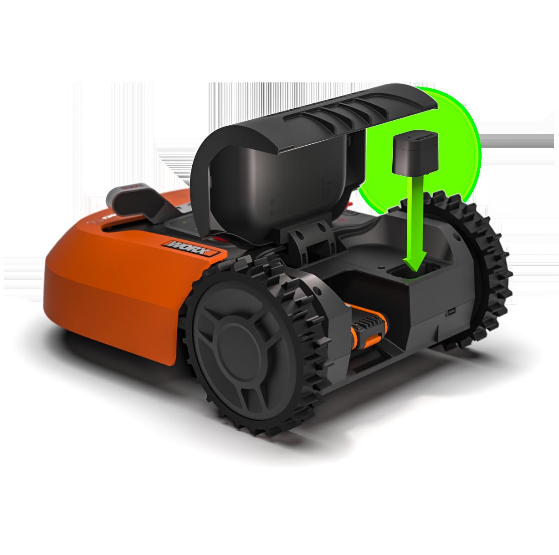 Модуль сигнализации при краже для роботизированной газонокосилки Landroid