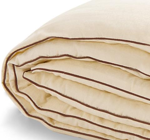 Одеяло теплое из шерсти кашемировой козы Милана 200x220