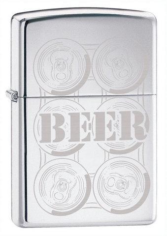 Зажигалка Zippo Beer