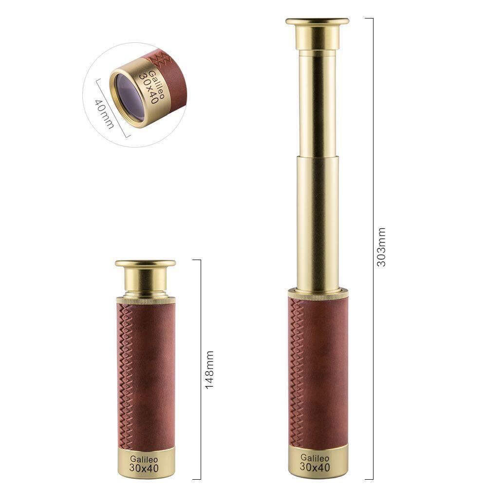 Зрительная труба GALILEO