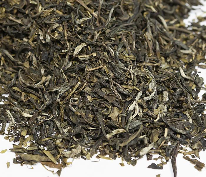 TEA-CH122 Китайский зеленый чай «Король Обезьян», Сычуань (50 гр)