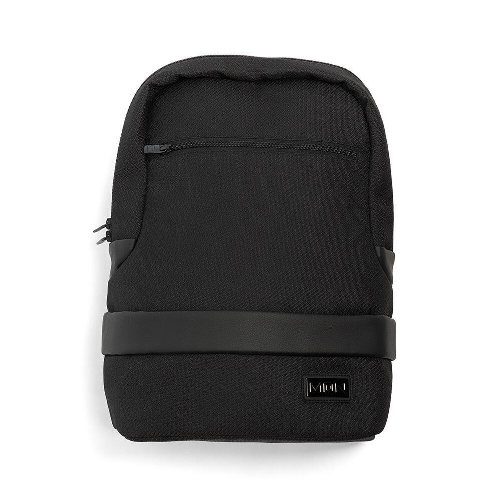 Сумки для коляски Moon Рюкзак Backpack Black 68000045-201-BACKPACK-BLACK-FRONT.jpg