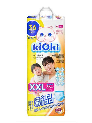 Детские трусики Kioki XXL 15+ кг 36 шт
