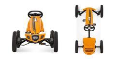 Веломобиль Buddy Rally Orange