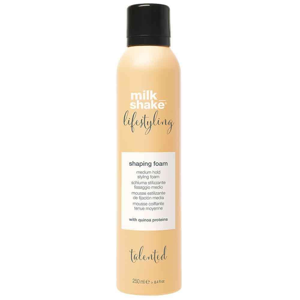 Пена для придания объема волосам / Milk Shake Lifestyling shaping foam