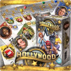 Настольная игра: Голливуд: Режиссёрская версия