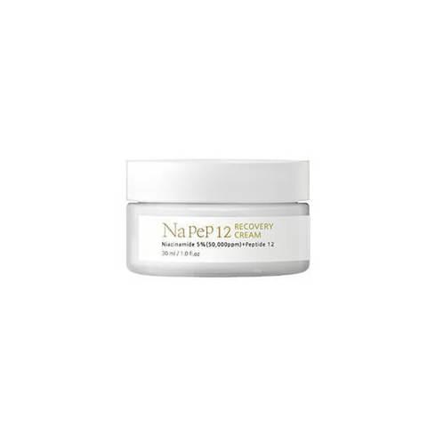 1004 Laboratory NAPep12 Recovery Cream Крем на основе 12 видов пептидов и ниацинамида
