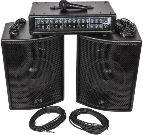 Звукоусилительные комплекты Soundking ZH0402D10LS