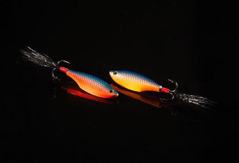 Бокоплав ручной работы Fire Fish Swift цвет 002