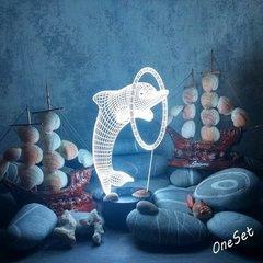 Дельфин и кольцо