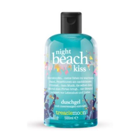 Гель для душа  Поцелуй на пляже / Night beach kiss Bath & shower gel, (500 мл)