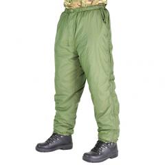 Брюки зимние Thermal Reversible Softie армии Великобритании, Olive-Tan, новые