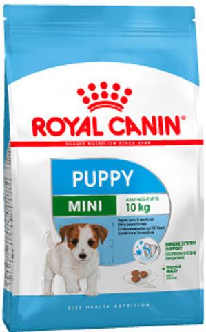 Royal Canin Mini Puppy сухой корм для щенков мелких пород от 2 до 10 месяцев
