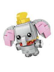 Конструктор LOZ mini Дамбо 169 деталей NO. 1452 Dambo BrickHeadz