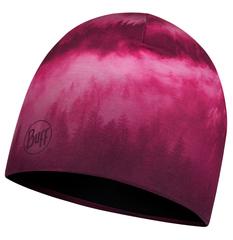 Теплая шапочка с флисом BUFF® Microfiber Reversible Hollowpink