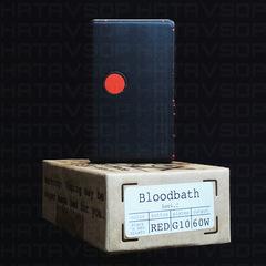 Billet Box BloodBath & Beyond Red Button by Billet Box Vapor