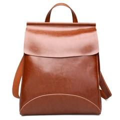 Рюкзак женский JMD Classic 8504 Рыжий