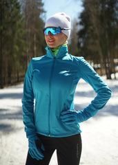 Женская тёплая лыжная куртка Nordski Motion 2019 Breeze