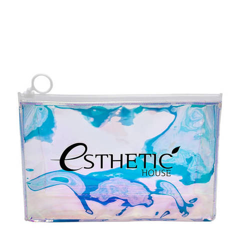 Esthetic House Косметичка Holographic Cosmetic Bag