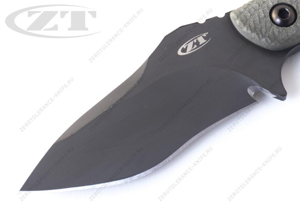 Нож Zero Tolerance 0121 Strider - фотография