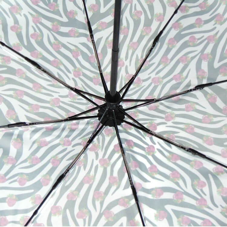Зонт складной Baldinini 48-21 Strisce carine