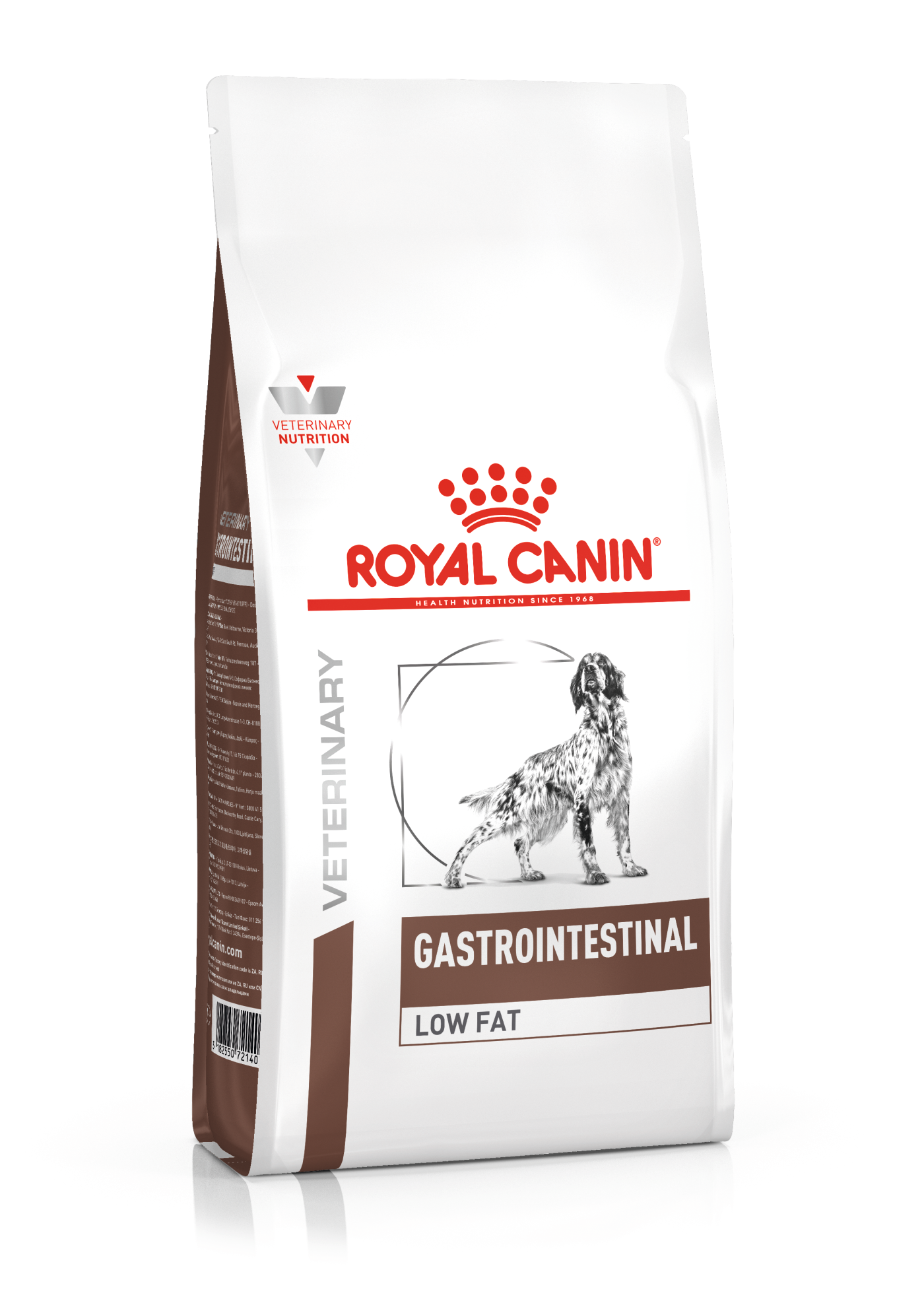 Royal Canin Корм для собак, Royal Canin Gastro Intestinal Low Fat LF22, при нарушениях пищеварения и экзокринной недостаточности поджелудочной железы 4627109385461_1.png